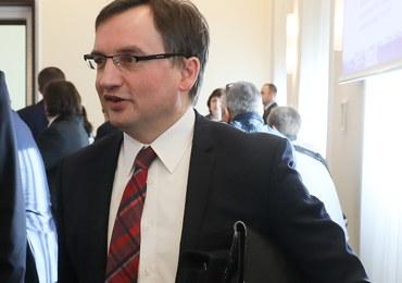 Odwołana prezes krakowskiego sądu pozywa Zbigniewa Ziobrę