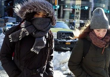 """USA w okowach mrozu. """"Arktyczne temperatury powodują awarie"""""""