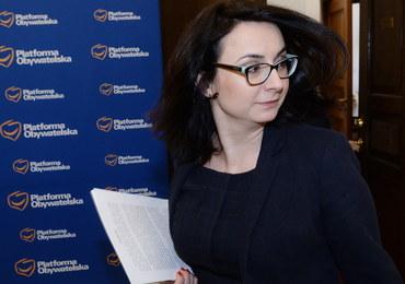 Kamila Gasiuk-Pihowicz nową szefową klubu Nowoczesnej