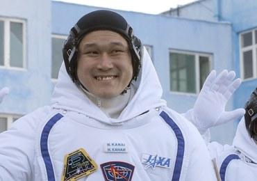 Astronauta urósł 9 centymetrów w trzy tygodnie. Teraz martwi się o swój powrót