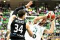 Liga Mistrzów FIBA. Stelmet Enea BC - Besiktas Stambuł 99:96