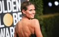 Heidi Klum bez makijażu