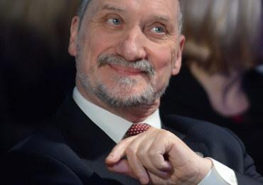 Czy Antoni Macierewicz zastąpi Joachima Brudzińskiego na stanowisku wicemarszałka?