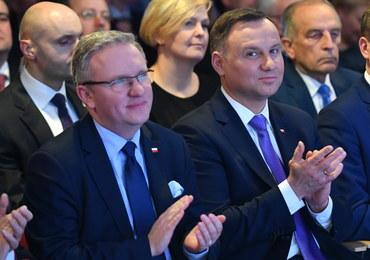 """Szczerski ujawnił kulisy rekonstrukcji. """"Tezy o szantażu prezydenta są nieuprawnione"""""""