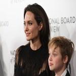 Angelina Jolie z córką Shiloh