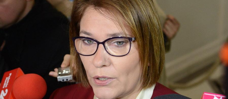 Beata Mazurek została wybrana nowym wicemarszałkiem Sejmu. Zastąpiła na tym stanowisku Joachima Brudzińskiego, który został powołany na nowego szefa Ministerstwa Spraw Wewnętrznych i Administracji.