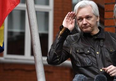 Twórca WikiLeaks został obywatelem Ekwadoru