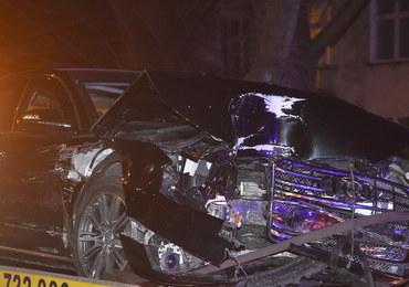 Biegli zrekonstruowali przebieg wypadku z udziałem limuzyny Beaty Szydło