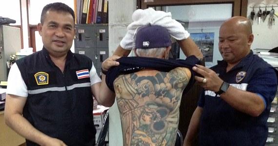 Tajlandzka policja schwytała poszukiwanego od prawie 15 lat bossa yakuzy, japońskiej mafii. Udało się to dzięki zdjęciom jego tatuaży, która stały się niezwykle popularne w mediach społecznościowych.