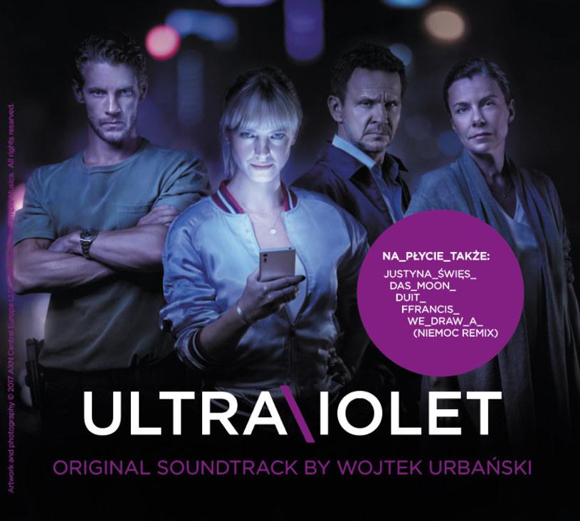 """W piątek 12 stycznia na półki sklepowe trafiła ścieżka dźwiekowa do serialu AXN, """"Ultraviolet"""", stworzona przez Wojtka Urbańskiego. Poza jego kompozycjami na płycie znajdują się również utwory innych polskich wykonawców, wykorzystane w serialu. Album został wyprodukowany przez niezależną wytwórnię U Know Me Records."""