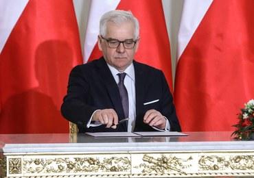 Nowy tydzień w polityce: Dyplomatyczne wyjazdy nowych ministrów