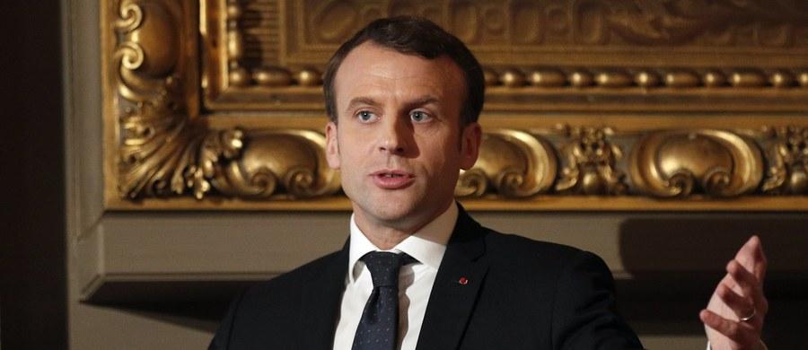 Prezydent Francji Emmanuel Macron przedstawił wstępny plan reformy wymiary sprawiedliwości. Nie przewiduje on jednak odłączenia prokuratury od ministerstwa sprawiedliwości, o co zabiegał m.in. prezes Sądu Kasacyjnego.
