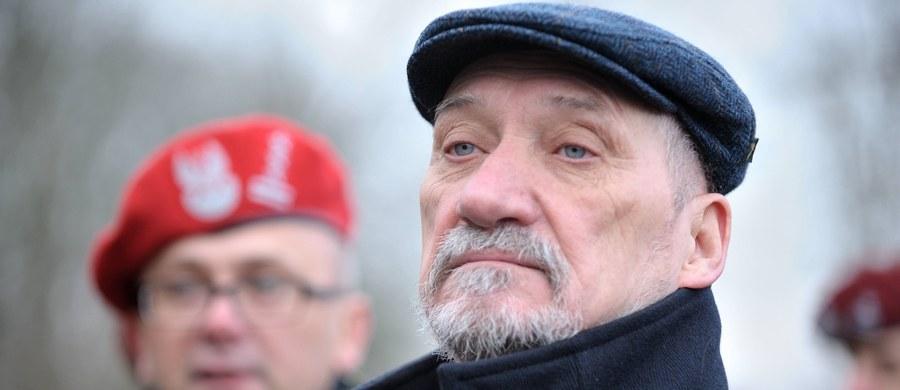 Antoni Macierewicz pozostaje bardzo ważnym politykiem naszego obozu - oświadczył w TVN24 wicemarszałek Senatu Adam Bielan. Myślę, że z czasem może otrzymać jakieś bardzo ważne funkcje w parlamencie - dodał.