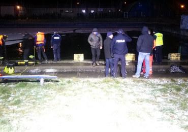 Opolskie: Pod dwójką dzieci na nieczynnym basenie załamał się lód