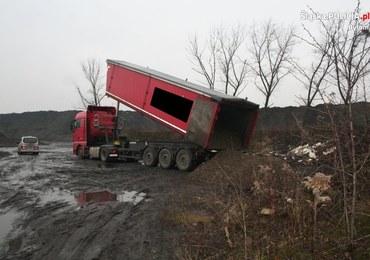 Przywiezione z Niemiec odpady miały być nielegalnie wysypane w Bytomiu