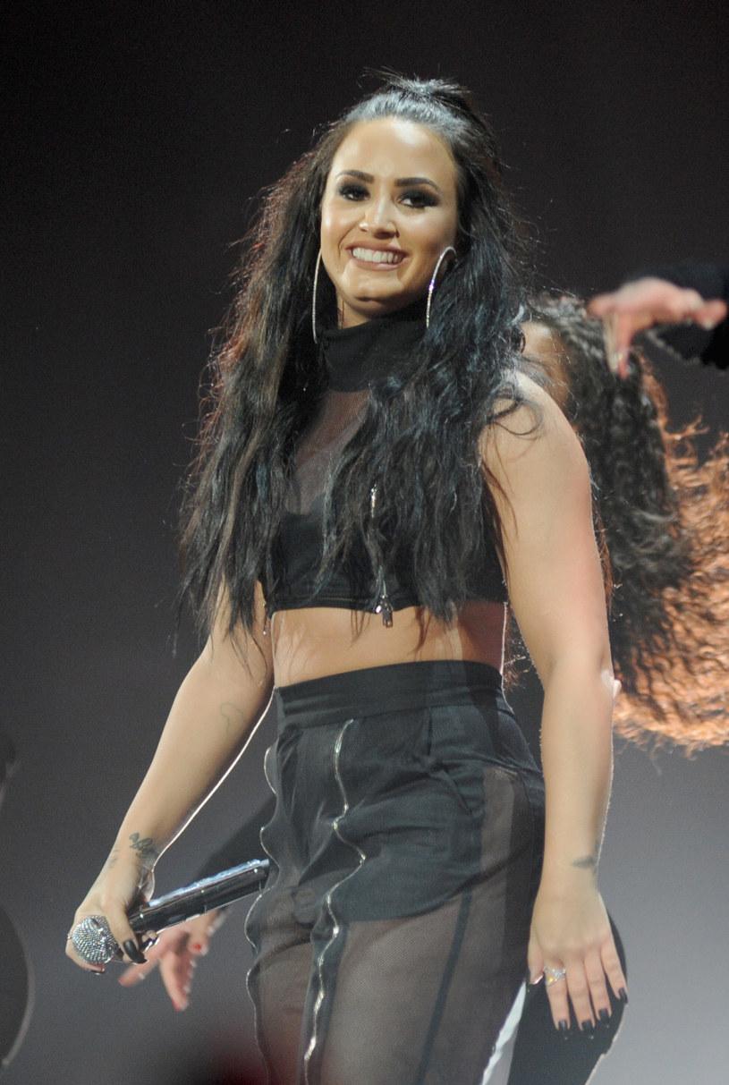 """Demi Lovato, która promuje obecnie swój album """"Tell Me You Love Me"""", była gościem w popularnym programie Ellen DeGeneres."""