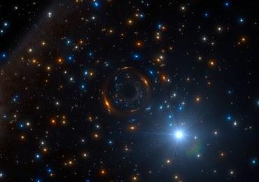 Odkryli małą czarną dziurę. Po raz pierwszy w taki sposób...
