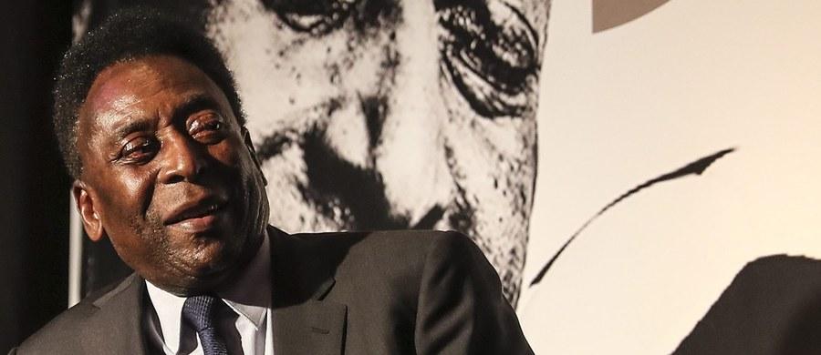 """Rzecznik prasowy Pelego zdementował pogłoski o zasłabnięciu i hospitalizacji legendarnego piłkarza. """"Pele jest w domu razem ze swoją rodziną. Odpoczywa i przechodzi rehabilitację"""" – poinformował Jose Fornos Rodrigues."""
