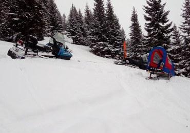 Polski skialpinista zginął w słowackich Tatrach