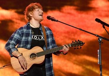 Ed Sheeran zaręczony. Myśli o zakończeniu kariery