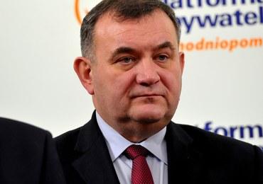 Stanisław Gawłowski zrzekł się immunitetu. Poseł PO podważa zarzuty prokuratury