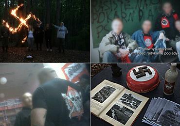 """Trzy osoby zatrzymane po """"urodzinach Hitlera"""" nie trafiły do aresztu"""