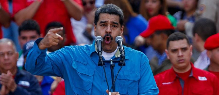 Prezydent Nicolas Maduro potwierdził, że zamierza ubiegać się o reelekcję w wyborach prezydenckich, jakie mają się odbyć w Wenezueli najpóźniej do końca kwietnia - zgodnie z zarządzaniem Zgromadzenia Konstytucyjnego wydanego we wtorek.