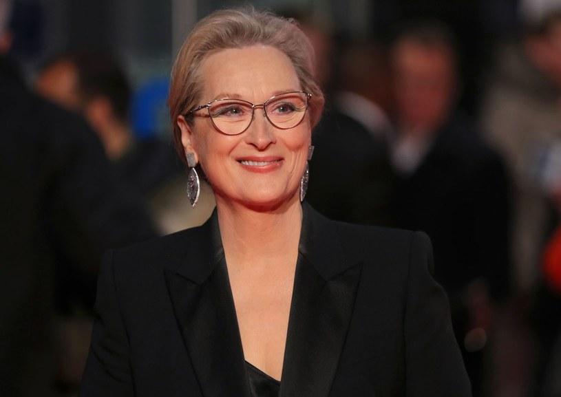 """Trzykrotna zdobywczyni Oscara zagra w serialu HBO. Meryl Streep dołączyła właśnie do obsady drugiego sezonu serialu """"Wielkie kłamstewka""""."""