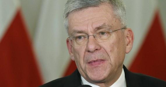 Zgodnie z deklaracją, przedkładam senatorom nowelizację regulaminu Senatu znoszącą tajność głosowań – poinformował marszałek Senatu Stanisław Karczewski. Izba ma się nią zająć na posiedzeniu w przyszłym tygodniu.