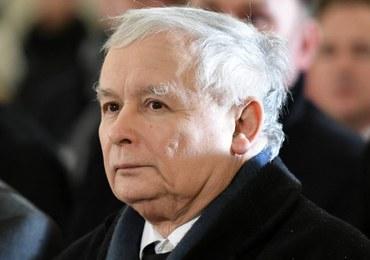 Jarosław Kaczyński: Nie zmienimy kursu