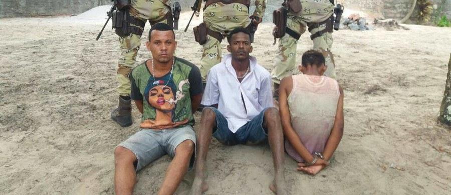 Brutalne morderstwo w Brazylii. Pięcioosobowy gang kanibali napadł na małżeństwo. Przestępcy torturowali parę przez dobę, a następnie ich zabili.