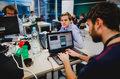 Polscy studenci pomagają w nawigacji po uczelni