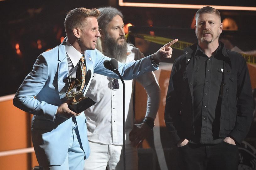 Amerykańska grupa Mastodon zdobyła nagrodę Grammy.