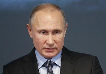 USA opublikowały tzw. listę Putina. Na niej 114 nazwisk