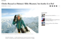 """""""New York Times"""" nie podaje, kto uratował Elisabeth Revol"""