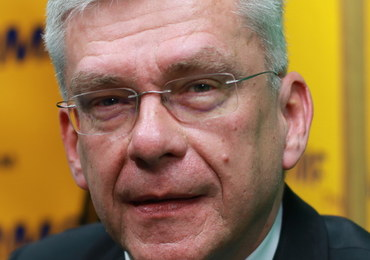 Karczewski: Zastanawiam się, czy Senat zajmie się ustawą o IPN