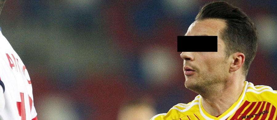 Piłkarz Chojniczanki Chojnice Michał M. został aresztowany przez Sąd Rejonowy w Myślenicach na trzy miesiące – 27-letniemu zawodnikowi lidera pierwszej ligi postawiono zarzut kradzieży auta z włamaniem. Za ten czyn grozi mu kara do 10 lat pozbawienia wolności.
