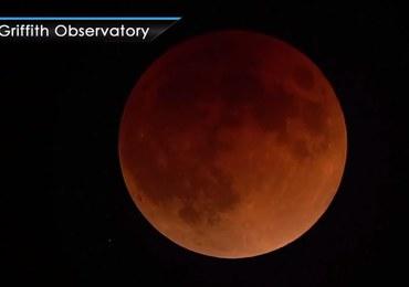"""Super Blue Blood Moon"". Taki Księżyc zdarza się raz na 150 lat"