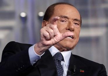 Włochy: Zmęczony Berlusconi. 81-letni polityk przerwał kampanię wyborczą