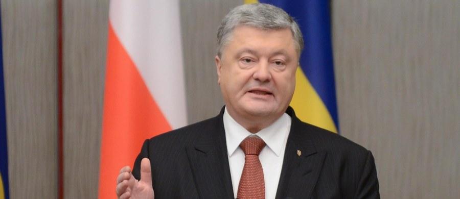 Prezydent Ukrainy Petro Poroszenko zaapelował do Polski o obiektywność i dialog w związku z nowelizacją ustawy o Instytucie Pamięci Narodowej, która ma m.in. umożliwić wszczynanie postępowań karnych za zaprzeczanie zbrodniom ukraińskich nacjonalistów.