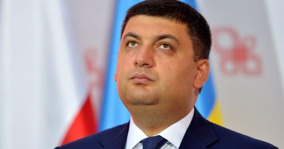 """""""Ukraina nie jest nastawiona na zaostrzanie stosunków między państwami partnerami, między przyjaciółmi i uważam, że istnieje wiele delikatnych kwestii, których może nie należy podnosić, by nie tworzyć okazji do konfliktów"""" - powiedział premier Ukrainy Wołodymyr Hrojsman. Komentując nowelizację ustawy o polskim Instytucie Pamięci Narodowej, która przewiduje karanie m.in. za zaprzeczanie zbrodniom ukraińskich nacjonalistów podkreślił, że Kjjów nie chce konfliktu z Warszawą."""