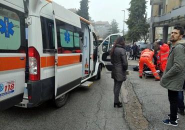 Włochy: Napastnik otworzył ogień do przechodniów w Maceracie. Są ranni