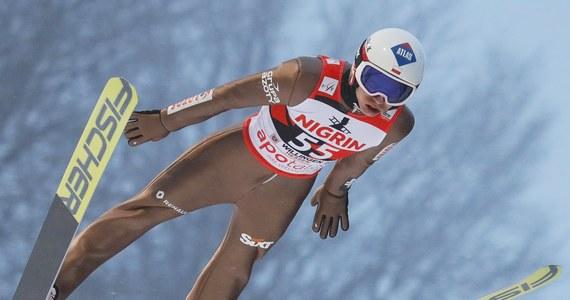 Kamil Stoch zajął drugie miejsce w drugim konkursie Pucharu Świata w skokach narciarskich w niemieckim Willingen. Trzeci był Piotr Żyła. Wygrał Norweg Johann Andre Forfang.