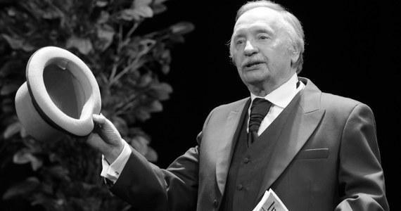 """W wieku 83 lat zmarł Wojciech Pokora. Był jednym z najwybitniejszych polskich aktorów komediowych. W pamięć zapadły m.in. jego role w serialach """"Kariera Nikodema Dyzmy"""", """"Alternatywy 4"""", główna rola w filmie """"Poszukiwany, poszukiwana""""."""