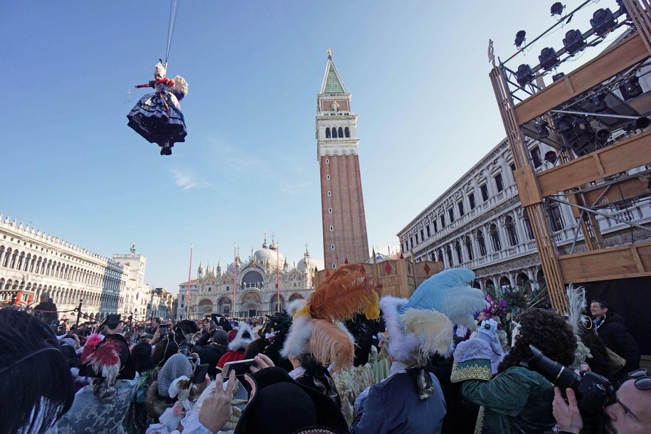 /VENICE CARNIVAL PRESS OFFICE  /PAP/EPA