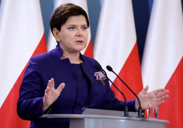 Szydło: Nieważne, czy jesteś z obozu rządzącego czy opozycji. Ważne, czy bronisz Polski