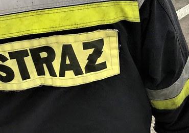 Tragiczny pożar w Wieluniu. Nie żyją dwie kobiety