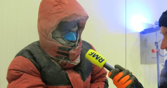 Do najbliższej soboty na Politechnice Krakowskiej potrwa niecodzienny eksperyment. Wszystko dla dobra nauki. W ostatni wtorek kilku śmiałków zamknęło się w specjalnej komorze, w której temperatura wynosi minus 50 st. C. Chodzi o zbadanie reakcji ludzkiego organizmu na siarczysty mróz.