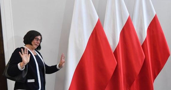 """""""Skierowanie przez prezydenta Andrzeja Dudę pytania ws. nowelizacji ustawy o IPN do Trybunału Konstytucyjnego widzimy jako drzwi, z których można zacząć jakiś dialog"""" - powiedziała ambasador Izraela Anna Azari."""