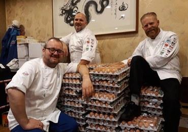 Norweska ekipa olimpijska zamówiła... 15 000 jaj. Przez pomyłkę